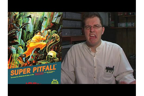 Super Pitfall - Angry Video Game Nerd - Episode 76 - YouTube