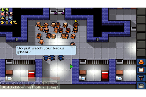 The Escapists Free Download - Ocean Of Games
