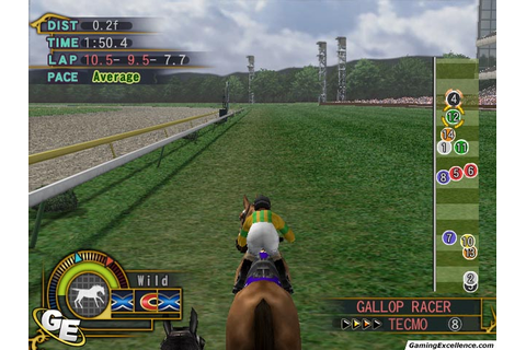 Gallop Racer 2006 Review - GamingExcellence