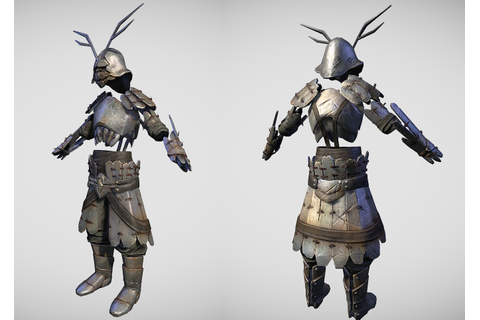 First of the new armour sets is finished! image - Kenshi ...