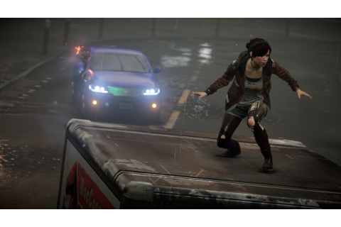 inFAMOUS: First Light (PS4 / PlayStation 4) News, Reviews ...