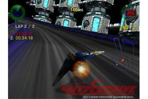 Hyperdrive - Videogame by Midway Games