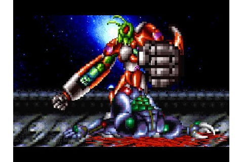 Cosmic Carnage (32X) Playthrough - NintendoComplete - YouTube