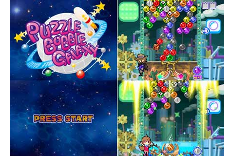 Square Enix Set To Release Puzzle Bobble and Space ...