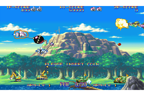 Eco Fighters - Download - ROMs - Capcom Play System 2 (CPS2)