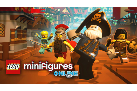 LEGO Minifigures Online - Gameplay - YouTube
