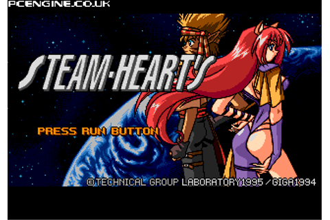 Steam Hearts - The PC Engine Software Bible