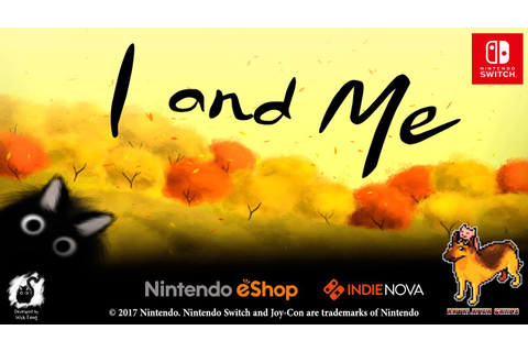 I and Me - Nintendo Switch Announcement Trailer - YouTube