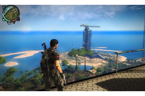 Just Cause 2 Free PC Game Download Latest Version - Gaming ...