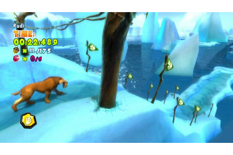 Ice Age Continental Drift Arctic Games Gameplay (PC HD ...