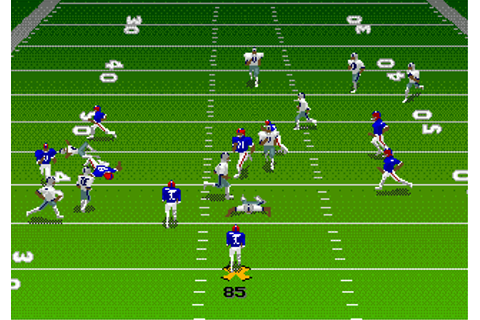 Madden NFL 95 (USA, Europe) ROM