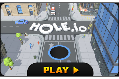 Hole.io - Play Free Online Games - Snokido