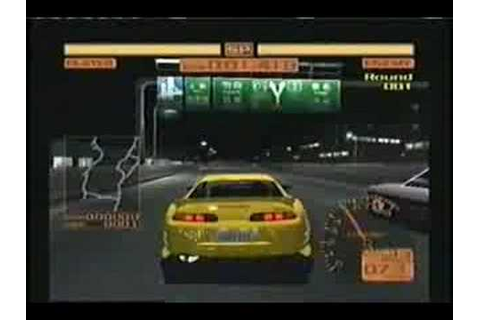 PS2 - Tokyo Xtreme Racer Drift 2 - Intro | Doovi