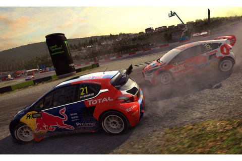 Multiplayer rallycross mode added to DiRT Rally early ...