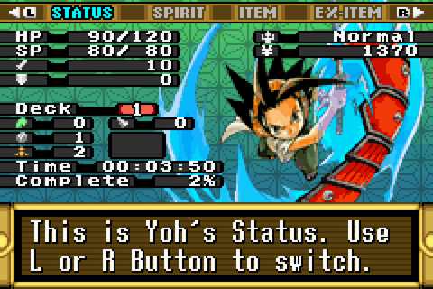 Shaman King: Master of Spirits 2 Screenshots | GameFabrique
