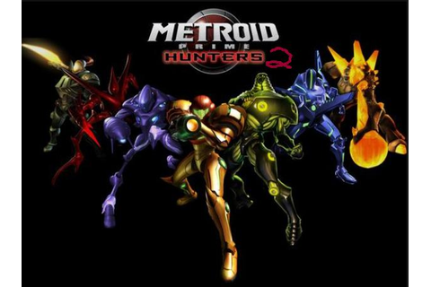 Metroid Prime Hunters 2 may happen on DS