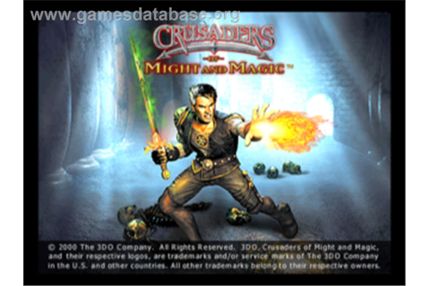 Crusaders of Might and Magic - Sony Playstation - Games ...