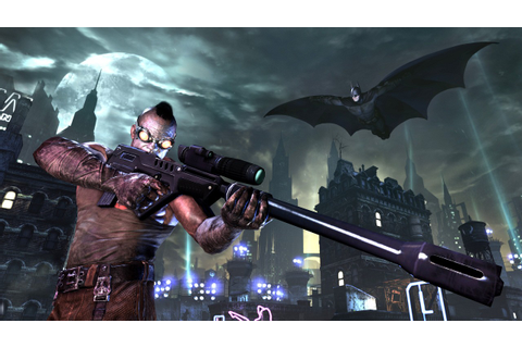 Batman : Arkham City - Game of the Year Edition | ROTTCONN