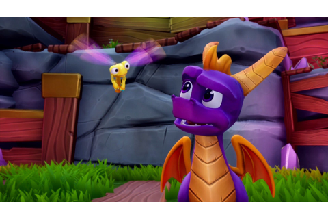 Lack of Subtitles in Spyro: Reignited Trilogy Is a Result ...