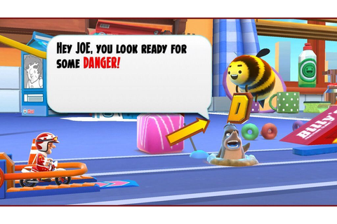 Joe Danger Infinity Review: Nice, Addictive And Fun Racing ...