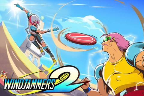 Windjammers 2 Revealed: Epic disc-slinging game gets a ...