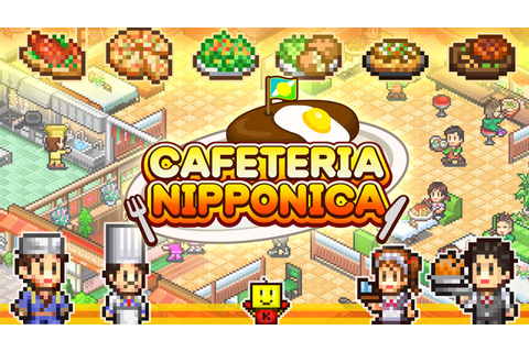 Kairosoft Games are bringing Cafeteria Nipponica to ...