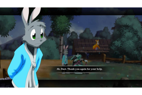Classic Game Room - DUST: AN ELYSIAN TAIL review - YouTube