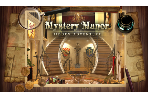 Mystery Manor: Amazon.ca: Appstore for Android