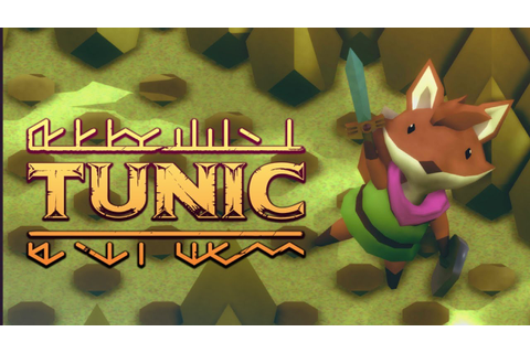 TUNIC Update #2 - YouTube