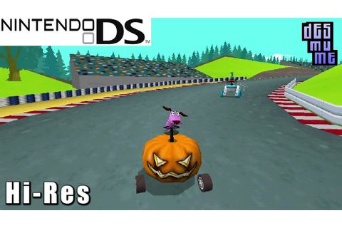 Cartoon Network Racing - Nintendo DS Gameplay High ...