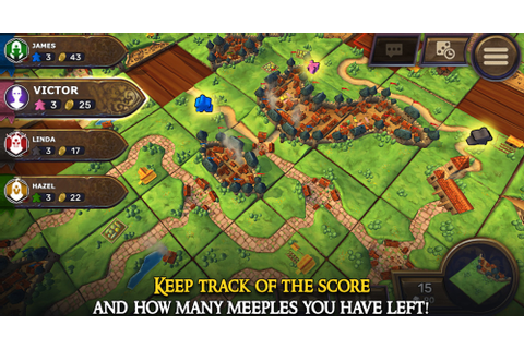 Asmodee takes digital board game Carcassonne to the ...