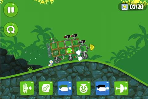 Bad Piggies All Version PC Game Free | Game PC Mini