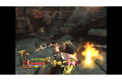 Gauntlet Seven Sorrows Gameplay — Played on XBox 360 {60 ...