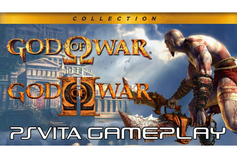 God of War Collection - PS VITA Gameplay TRUE-HD QUALITY ...