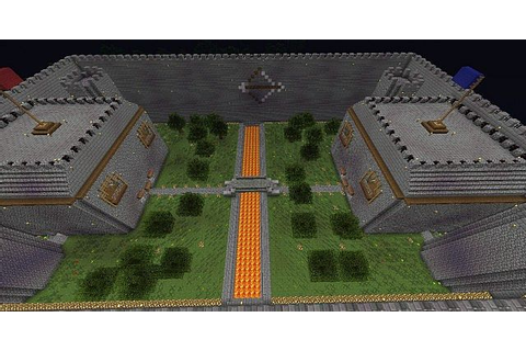 capture the flag Minecraft Project