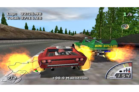 Rumble Racing PS2 ISO Downloads | Fully PC Games & More ...