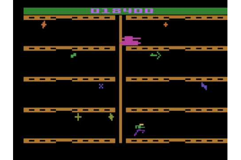 Adventures Of Tron Atari 2600 Review - YouTube
