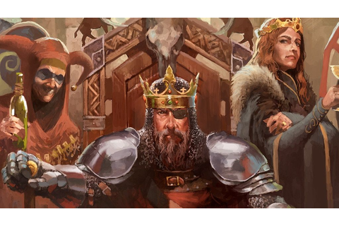 The Crusader Kings board game Kickstarter has already ...