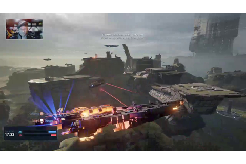 Dreadnought Closed Beta PS4 Gameplay - YouTube