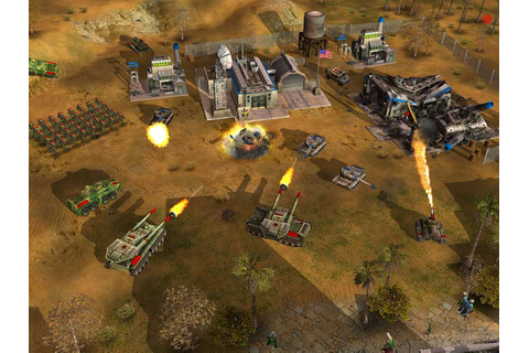 Command & Conquer: Generals PC Review | GameWatcher