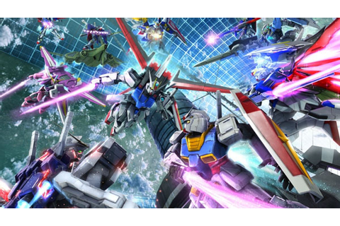 Gundam: Battle Operation Next is the PS4 Gundam game first ...