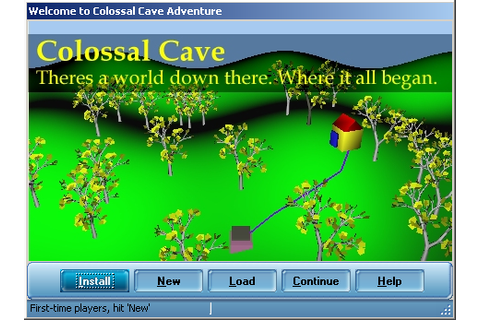 Colossal Cave Adventure Screenshots for Windows - MobyGames