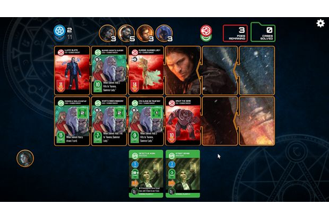 Dresden Files Cooperative Card Game Free Download « IGGGAMES