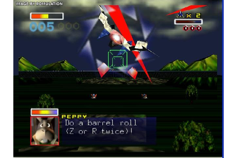 Star Fox 64 (USA) N64 / Nintendo 64 ROM Download | RomUlation