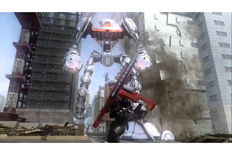 Earth Defense Force 2025 - Call the EDF Gameplay Trailer ...