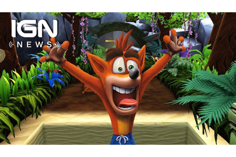 New Crash Bandicoot Game Rumoured for 2019 - IGN News ...