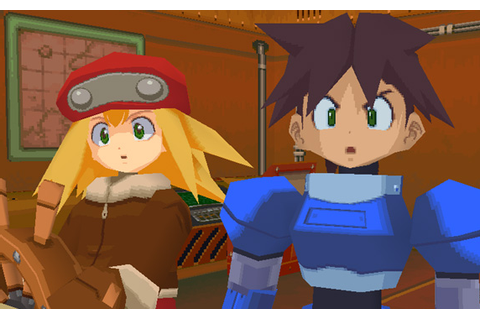 The Mega Man Legends Games are Years Overdue for Remakes ...