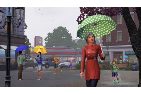 The Sims 3: Seasons Free Full Download Game | Free Games Aim