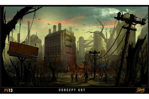 Image - Project V13 concept art.jpg | Fallout Wiki ...