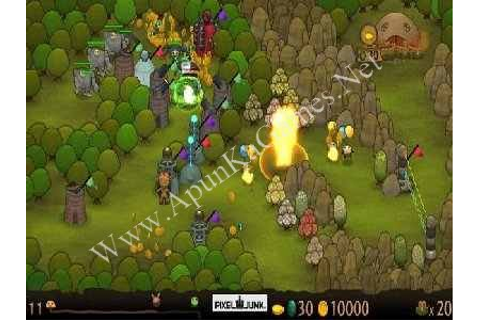 PixelJunk Monsters PC Game - Free Download Full Version